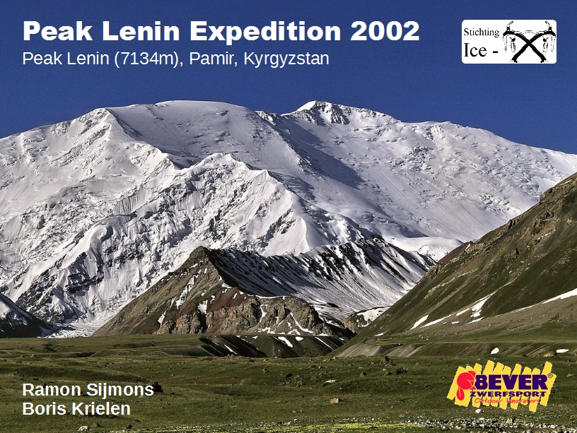 Peak Lenin 2002