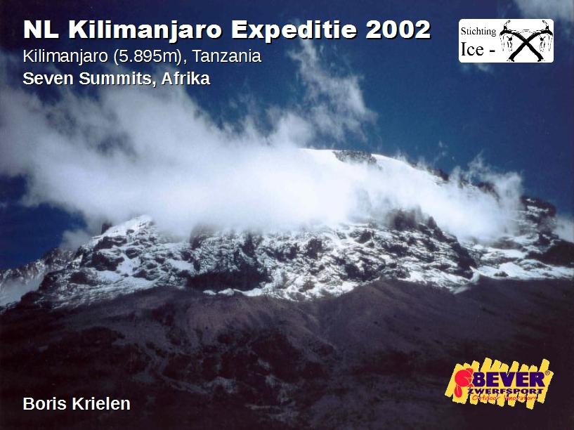 Kilimanjaro 2002