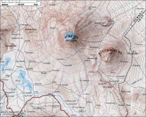 Kaart van de Ararat