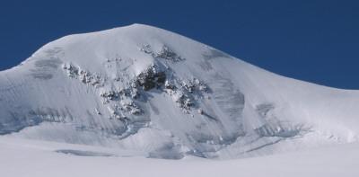 Wildspitze noordwand