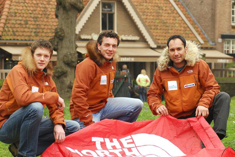 Philip de Roo, Joep Bovens en Eric Schlameisen
