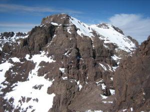 Afella (4.043m) en Afella Norte (4.040m)