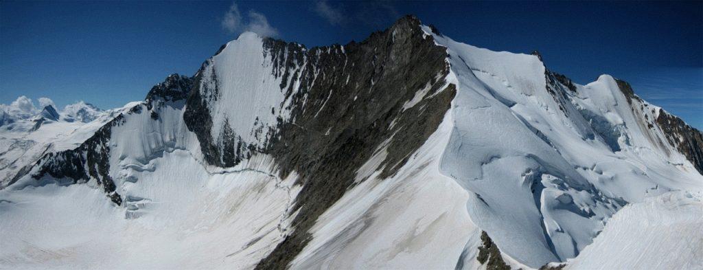 Nadelgrat from the Ulrichshorn (3,925m)