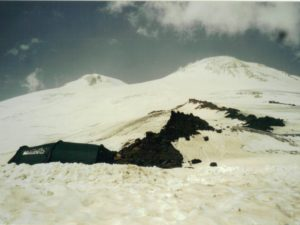 Mount Elbrus (5.642m)