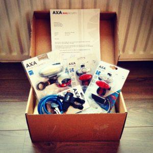 Axa Bike Security