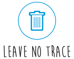 'Leave no trace'