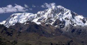 Illampu (6.368m)