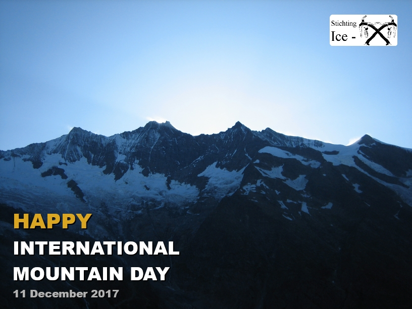 Happy International Mountain Day 2017!