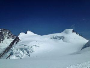 Zumsteinspitze & Signalkuppe, Monte Rosa