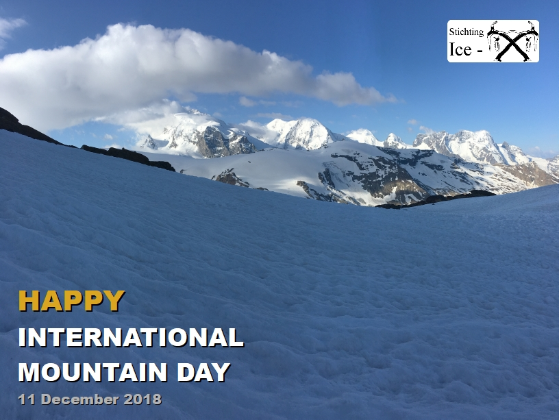 Happy International Mountain Day 2018